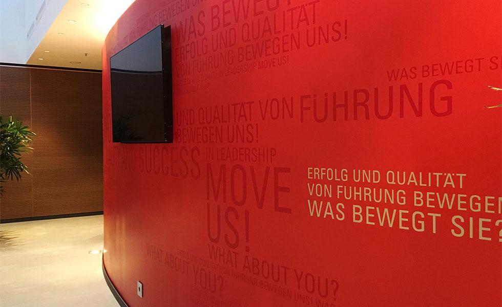 Beschriftungen - Norenz Foliensysteme GmbH