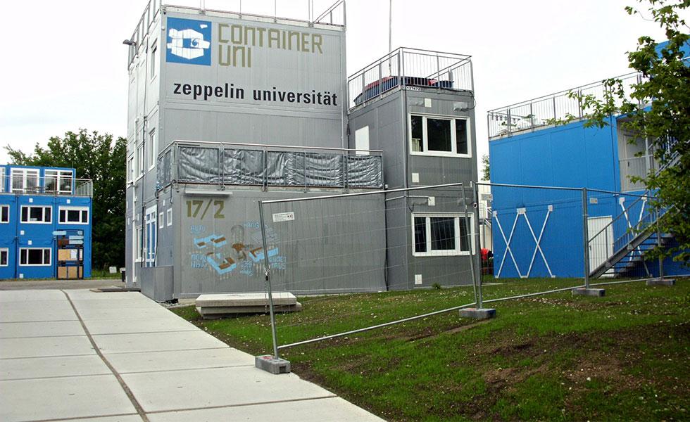 Temporäre Baustellenabklebung - Norenz Foliensysteme GmbH