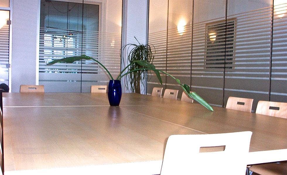 Glasdekorfolien - Norenz Foliensysteme GmbH