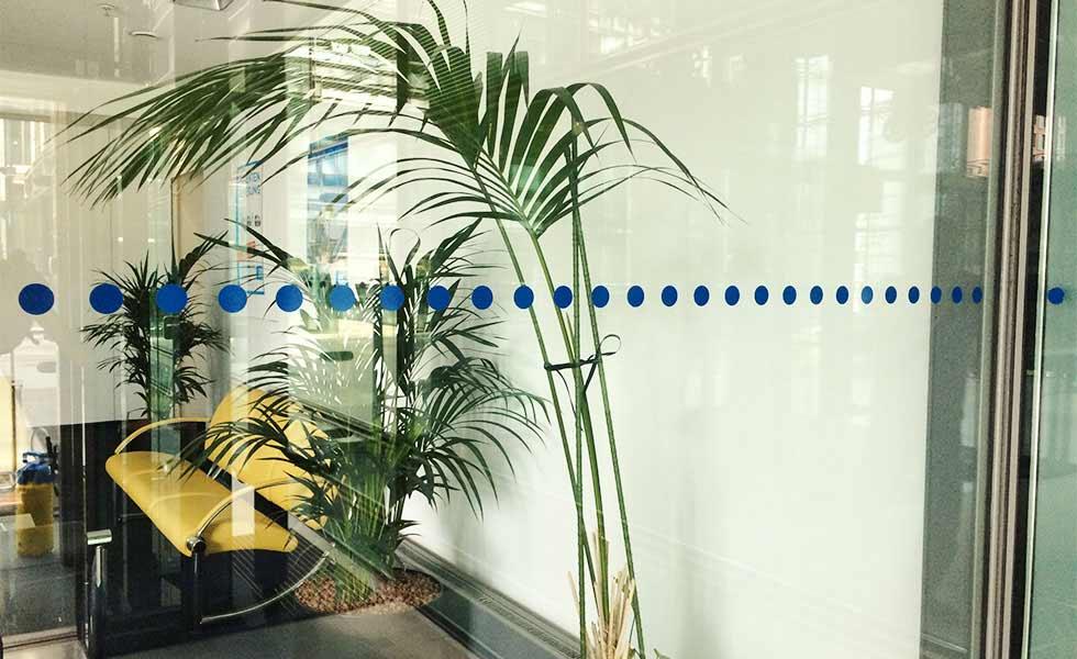 Glasmarkierungen - Norenz Foliensysteme GmbH