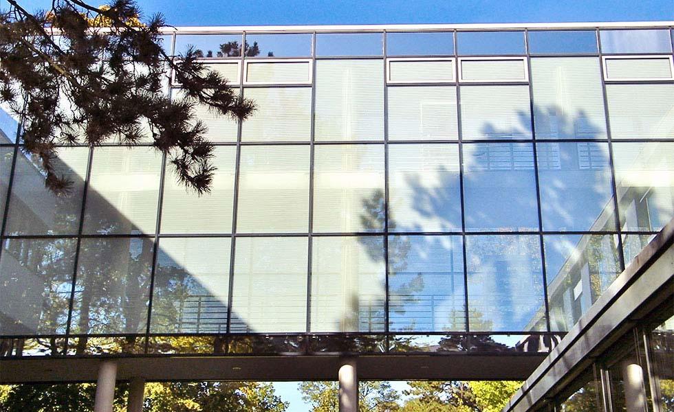 Schutz gegen Vogelschlag - Norenz Foliensysteme GmbH